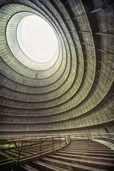 Power Plant Cooling Tower France