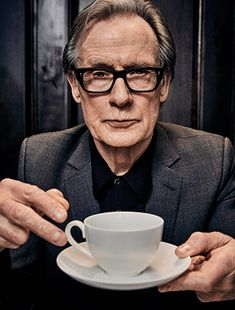 Who's the real Bill Nighy? Bill Nighy, Christoph Waltz, Heath Ledger, Gary Oldman, Michael Fassbender, Actors & Actresses, Actors Male, Keanu Reeves, Famous Faces
