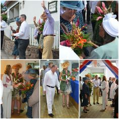 Visit of the Dutch Royal family to the Hon. Henry Every Home and the A.M. Edwards Medical Center on Saba, Dutch Caribbean. 5th of November 2011, Photo's by Richard Hassell