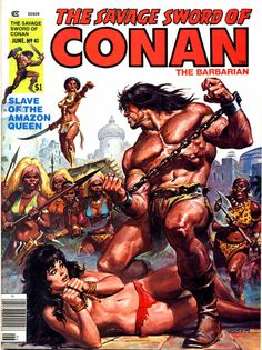 Savage Sword of Conan #41 - Norem