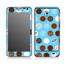 Skin Decal Stickers Cell Phone Wrap iPhone 6 Plus Universal Mobile DOMO-KUN #17 #POPSKIN