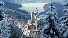 Image result for Neuschwanstein Castle: the Classic Fairytale Castle