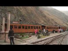 El Tren Ecuatoriano - La Nariz del Diablo - YouTube