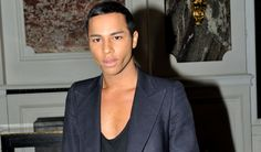 The Daily Roundup: Olivier Rousteing's Menswear Debut, Vogue UK's Alexandra Shulman On Maternity Leave - Daily Front Row - http://chicdfr.co/1FLhqBq