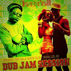 Every Tuesday in sala Barts Club #bcn free entry 21h avd. Paral.lel 62 Following www.dubjamsession.wordpress.com