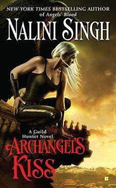 Archangel's Kiss (Guild Hunter Series #2) by Nalini Singh