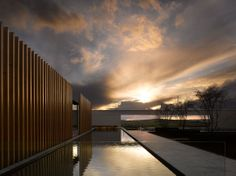The Rothschild Foundation by Stephen Marshall Architects, Buckinghamshire, UK