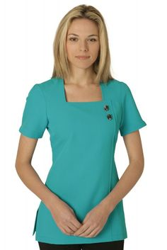 We supply award winning beauty uniforms with modern, fashion led salon wear styles that are made to last. Salon Uniform, Spa Uniform, Scrubs Uniform, Scrubs Pattern, Salon Wear, Beauty Uniforms, Scrubs Outfit, Restaurant Uniforms, Corporate Uniforms