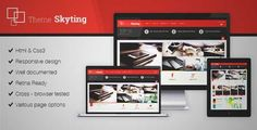 Download and review of Skyting Magazine WordPress theme, one of the best Themeforest Magazine & Blogs themes {Download & review at Review and download at} { -> }http://best-wordpress-theme.net/skyting-magazine-download-review/