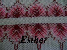 TECART-ESTHER: Bordando com a TECART.