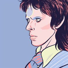 An Illustrated Tribute to David Bowie   VICE   United States:
