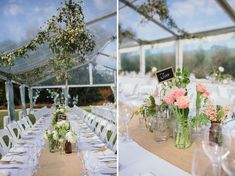 A Garden Party Lunch Reception we did in Perth - Tiffany Keal Creative Studio styling