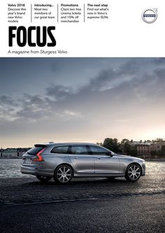 Sturgess Volvo FOCUS Q1 2016 -