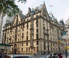Dakota Hotel, New York City - Rosemary's Baby