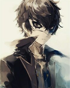 Perfect collection for fan of Persona 5 Persona 5 Mask, Persona 5 Anime, Persona 5 Joker, Persona 4, Persona 5 Makoto, Persona 5 Memes, I Love Anime, Anime Guys, Ren Amamiya