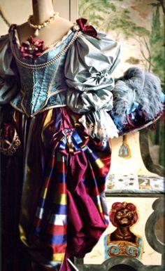 Costume  femminile pirata by Scatola Magica