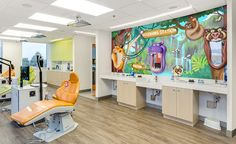 Dental Theming with A Pug Mascot in the Jungle   Imagination Dental Solutions