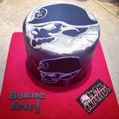 Metal mulisha cake!