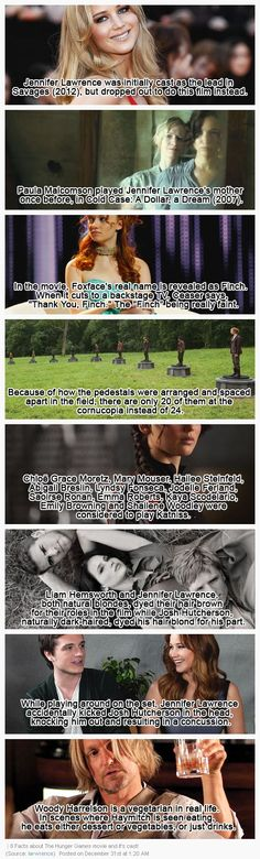 8 Facts about The Hunger Games and its cast, for those of you who were unaware of them. Get any book for 99 cents. DAILY DEALS !