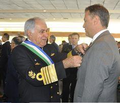 Presidente da ABCZ recebe Ordem do Mérito da Defesa 2016