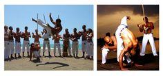 Capoeira conjuga la danza y el arte marcial en un solo ritual