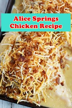 Alice Springs Chicken Alice springs bird, an outback steakhouse copycat recipe, is a mind blowing copycat re. Meatloaf Recipes, Chili Recipes, Copycat Recipes, Turkey Recipes, Meat Recipes, Appetizer Recipes, Crockpot Recipes, Yummy Recipes, Yummy Food