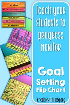 Goal Setting with Students Life Skills Classroom, Teaching Social Skills, Learning Resources, Student Goals, Preschool Special Education, Elementary School Counseling, Emotional Development, Study Skills, School Psychology