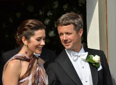 Crown Prince Frederik and Crown Princess Mary of Denmark - 2011