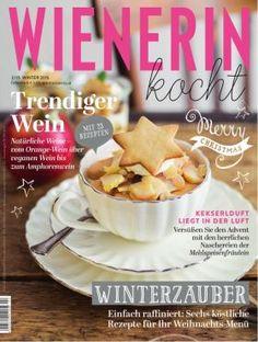 WIENERIN kocht | Kiosk | Austria-Kiosk Kiosk, Magazine, Food, Cooking, Recipies, Essen, Magazines, Meals, Yemek