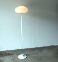 I like this Mid Century Modern Mushroom Lamp... pretty cool...