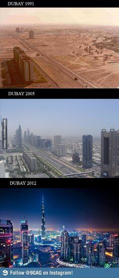 Dubai speedbuilding
