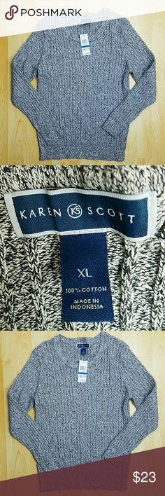 Karen Scott sweater NWT Karen Scott sweater NWT Karen Scott Sweaters