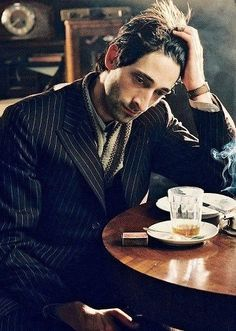 The Pianist. Because Adrian Brody is fantastic in this one and the movie is touching...