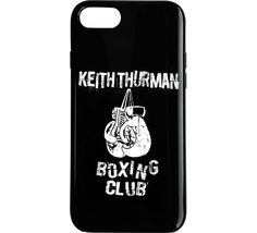 Keith Thurman Boxing Club Phone Case Timothy Bradley, Ricky Hatton, Shawn Porter, Mike Tyson Boxing, Keith Thurman, Miguel Cotto, Terence Crawford, Larry Holmes, Houses