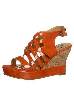 Designer Clothes, Shoes & Bags for Women Wedges, Heeled Sandals, Shoe Bag, How To Wear, Stuff To Buy, Accessories, Shopping, Shoes, Polyvore
