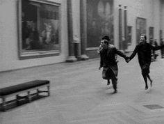 (Bande à part, Jean-Luc Godard, 1964)