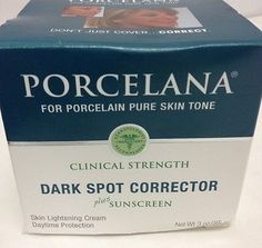awesome Porcelana Skin Lightening Day Cream and Fade Dark Spots Treatment 3 Ounce - For Sale View more at http://shipperscentral.com/wp/product/porcelana-skin-lightening-day-cream-and-fade-dark-spots-treatment-3-ounce-for-sale-4/