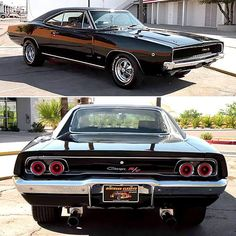 '68 Dodge Charger RT 440 - 375 HP