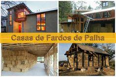Casas de palha: vantagens e desvantagens