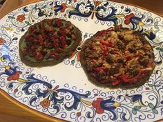 Raw Vegan Pizza Vegan Pizza, Raw Vegan, Vegan Recipes, Beef, Food, Meat, Ox, Ground Beef, Meals