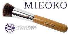 FREE Mieoko Kabuki Brush From The American Beauty Association
