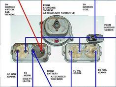 willys pickup wiring diagram wiring diagram