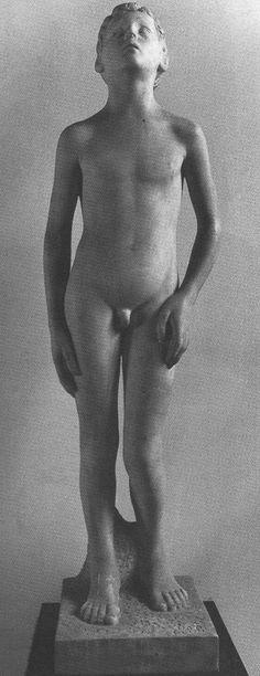 Ugo Guidi, San Giovannino, 1937