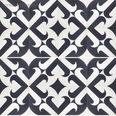 """Santander - Cement Tile Shop $67.20 for 12 piece box - 8"""" x 8"""""""