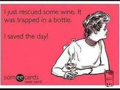Saving wine one bottle at a time