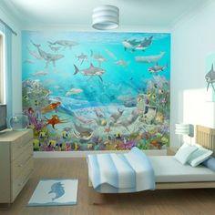 Jack's under the sea bedroom