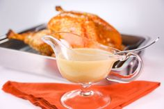 the chew | Recipe | Michael Symon's Turkey Gravy Great Simple way to make the gravy LUMPLESS day before & add only drippings last minute!
