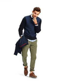 not a bad look from Tommy Hilfiger USA