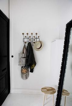 Monochrome Danish Home // Монохромен датски дом | 79 Ideas