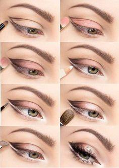 Sigue estos sencillos pasos para lograr un look natural y sofisticado. Recrea el look: http://www.loreal-paris.com.mx/Products/Maquillaje/Ojos